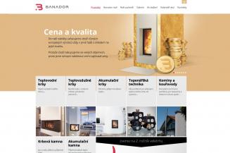 Banador.cz nově používá redakční systém AVITO