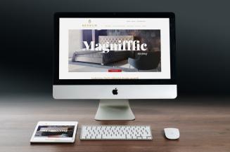 Nové korporátní webové stránky Bedeur