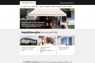 Moderní produktový web od Avita