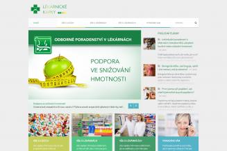 Informační portál pro lékárníky