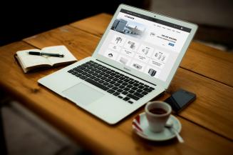 Rozsáhlý produktový web pro nadnárodní značku